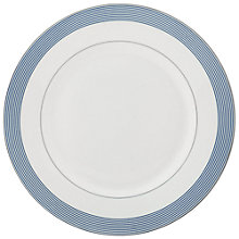 Buy Vera Wang for Wedgwood Grosgrain Indigo Salad Plate Online at johnlewis.com