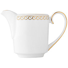 Buy Vera Wang Swirl Bone China Creamer Online at johnlewis.com