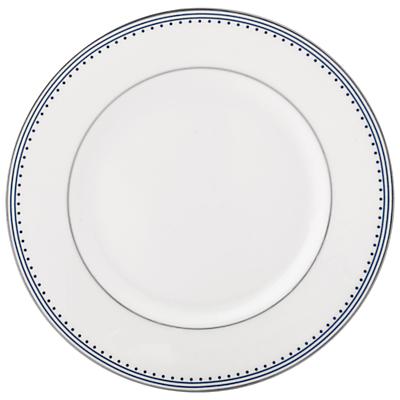 Vera Wang Grosgrain Noir Side Plate
