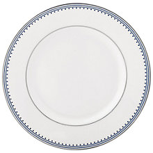 Buy Vera Wang Grosgrain Noir Side Plate Online at johnlewis.com