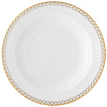 Buy Vera Wang Swirl Bone China Soup Plate Online at johnlewis.com