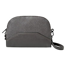Buy Mango Top Handle Small Bag, Black Online at johnlewis.com