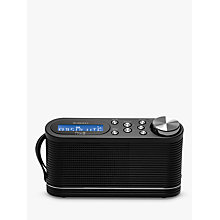 Buy Roberts Play 10 DAB/DAB+/FM Portable Digital Radio Online at johnlewis.com