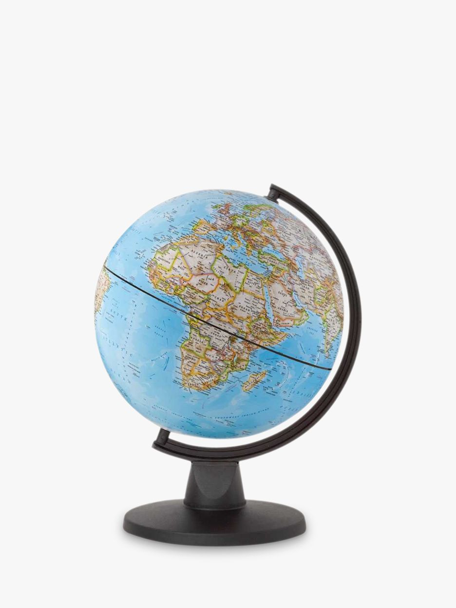 National Geographic National Geographic Mini Classic Globe, Blue, 16cm