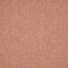 Buy John Lewis Pembroke Woven Jacquard Fabric, Coral, Price Band D Online at johnlewis.com