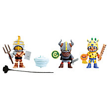 Buy World Of Warriors Action Figure, Assorted Online at johnlewis.com
