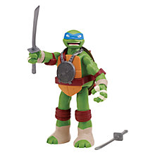 Buy Teenage Mutant Ninja Turtles Hand-To-Hand Fighters, Leonardo Online at johnlewis.com