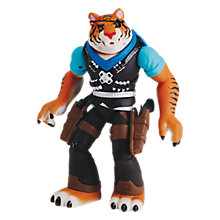 Buy Teenage Mutant Ninja Turtles Tiger Claw Action Figure Online at johnlewis.com