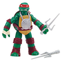 Buy Teenage Mutant Ninja Turtles Hand-To-Hand Fighters, Raphael Online at johnlewis.com