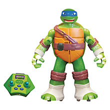 Buy Teenage Mutant Ninja Turtles Remote Control Leonardo Online at johnlewis.com
