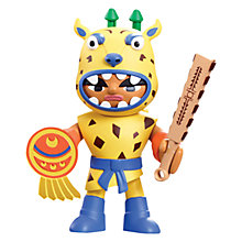 Buy World Of Warriors Zuma Figure Online at johnlewis.com