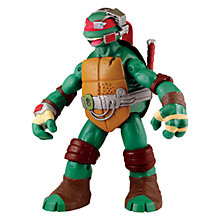 Buy Teenage Mutant Ninja Turtles Interactive Talking Figure, Raphael Online at johnlewis.com