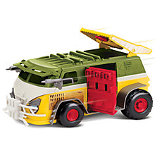 Buy Teenage Mutant Ninja Turtles Party Wagon Vehicle Online at johnlewis.com