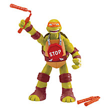 Buy Teenage Mutant Ninja Turtles Hand-To-Hand Fighters, Michelangelo Online at johnlewis.com