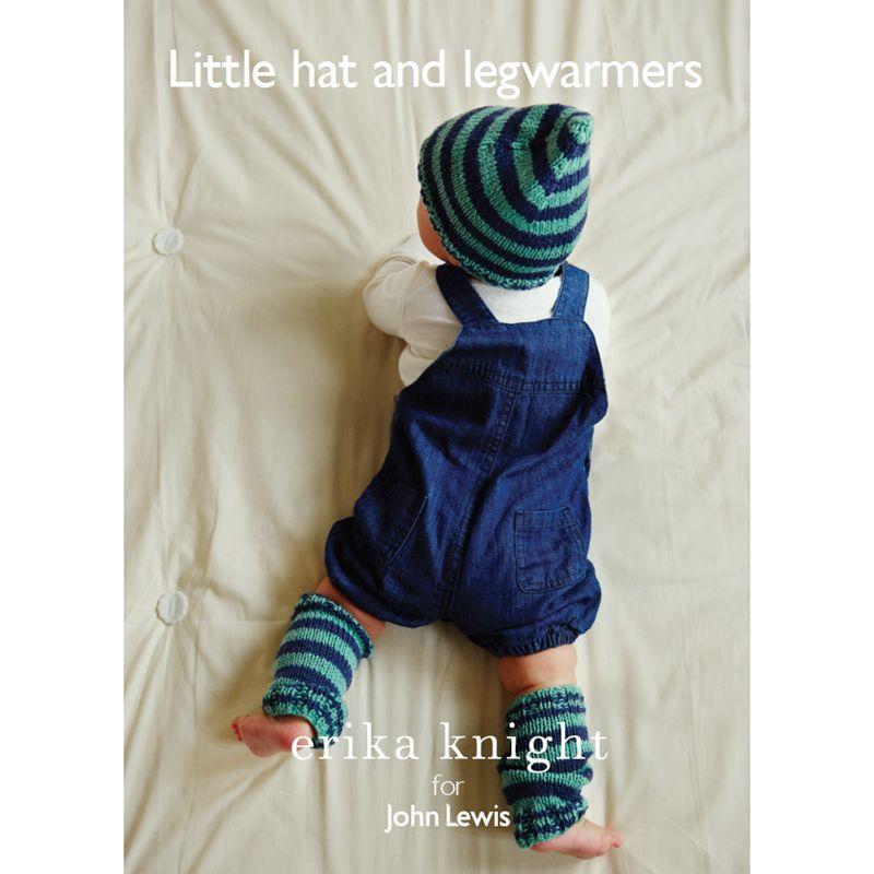 Buy Erika Knight for John Lewis Baby Hat And Leg Warmers Knitting Pattern J...