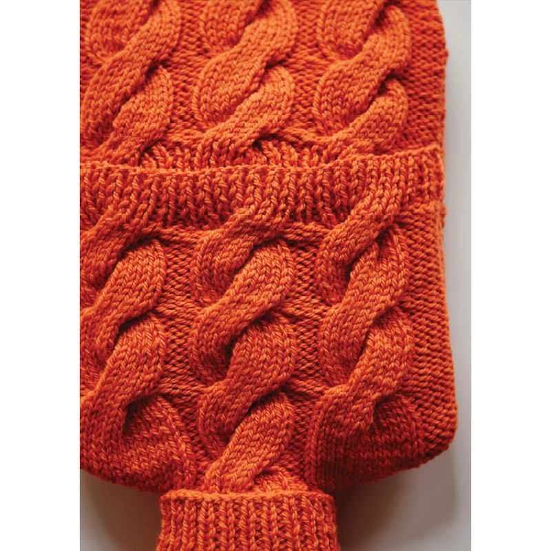 Knitting Pattern John Lewis : Buy Erika Knight for John Lewis Hot Water Bottle Cover Knitting Pattern Joh...