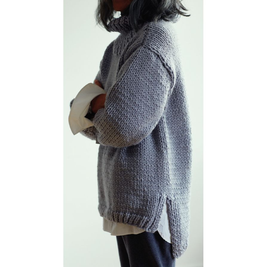 Knitting Pattern John Lewis : Buy Erika Knight for John Lewis Weekender Sweater Knitting Pattern John Lewis