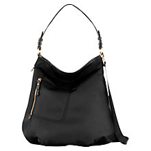 Buy Radley Shilling Large Multiway Hobo Grab Bag, Black Online at johnlewis.com
