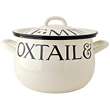 Buy Emma Bridgewater Enamel Casserole Online at johnlewis.com