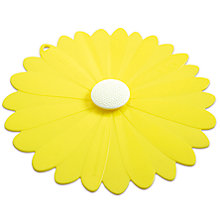 Buy Charles Viancin Yellow Daisy Lid, Medium, L23cm Online at johnlewis.com