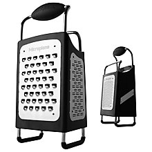 Buy Microplane Box Grater Online at johnlewis.com