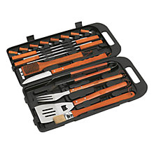 Buy Landmann BBQ Tool Set, 18 Piece Online at johnlewis.com