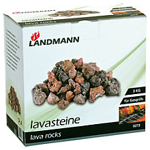 Buy Landmann Lava Rocks 3kg Online at johnlewis.com
