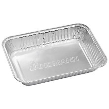 Buy Landmann Small Aluminium Drip Trays, Pack of 10 Online at johnlewis.com