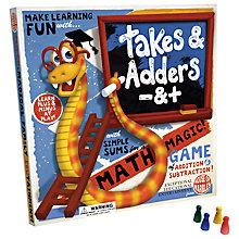 Buy House of Marbles Takes And Adders Game Online at johnlewis.com
