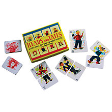 Buy House of Marbles Heads And Tails Game Online at johnlewis.com