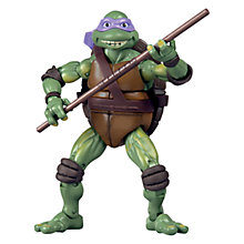 Buy Teenage Mutant Ninja Turtle Classic 1990 Movie Figure, Donatello Online at johnlewis.com