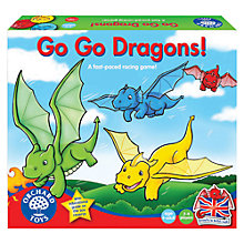 Buy Orchard Toys Go Go Dragons Game Online at johnlewis.com