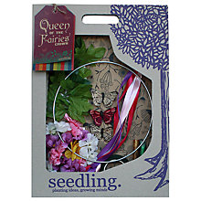 Buy Seedling Queen Of The Fairies Crown Kit Online at johnlewis.com