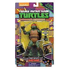 Buy Teenage Mutant Ninja Turtle Classic 1990 Movie Figure, Raphael Online at johnlewis.com