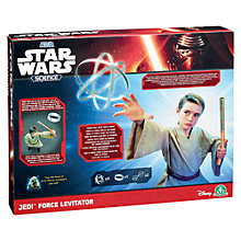 Buy Star Wars Science Jedi Force Levitator Set Online at johnlewis.com