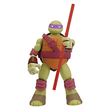 Buy Teenage Mutant Ninja Turtles 9 Inch Head Droppin' Figure, Donatello Online at johnlewis.com