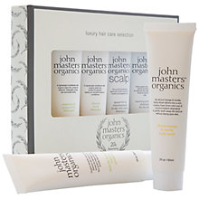 Buy John Masters Anniversary Haircare Gift Box Online at johnlewis.com