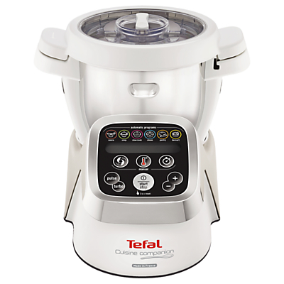 Tefal Cuisine Companion Cooking Food Processor, White
