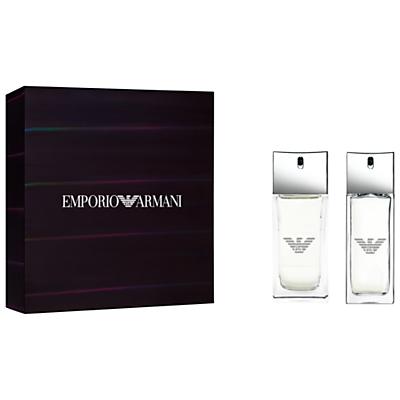 Emporio Armani Diamonds Men 50ml Eau de Toilette Fragrance Gift Set