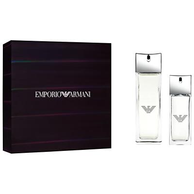 Emporio Armani Diamonds Rocks 50ml Eau de Toilette Fragrance Gift Set