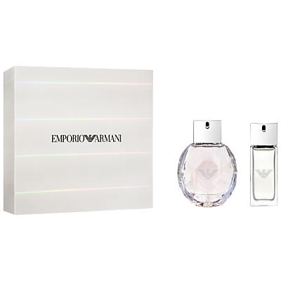 Emporio Armani Diamonds Rose 50ml Eau de Toilette Fragrance Gift Set