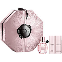Buy Viktor & Rolf Flowerbomb 50ml Eau de Parfum Fragrance Gift Set Online at johnlewis.com