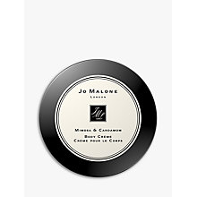 Buy Jo Malone London Mimosa & Cardamom Body Crème, 175ml Online at johnlewis.com