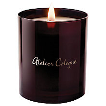 Buy Atelier Trefle Pur Candle, 190g Online at johnlewis.com