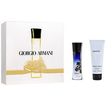 Buy Giorgio Armani Armani Code for Women 30ml Eau de Parfum Gift Set Online at johnlewis.com