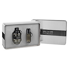 Buy Viktor & Rolf Spicebomb 90ml Mens Eau de Toilette Gift Set Online at johnlewis.com