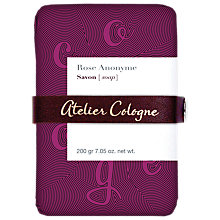 Buy Atelier Rose Anonyme Soap, 200g Online at johnlewis.com