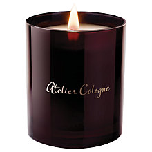 Buy Atelier Vanille Insensée Candle, 190g Online at johnlewis.com
