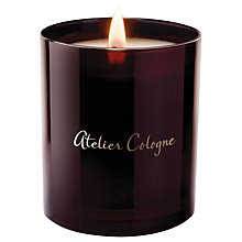 Buy Atelier Mistral Patchou Candle, 190g Online at johnlewis.com