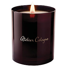 Buy Atelier Rose Anonyme Candle, 190g Online at johnlewis.com